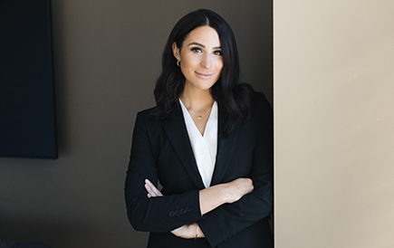 Image: Holly Elich - Business Law Lawyer