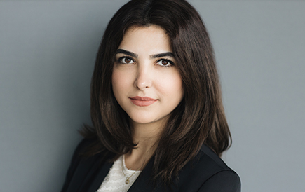 Image: Sepideh K. Nassabi, Litigator and Registered Trademark Agent
